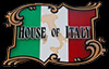 House of Italy sign
